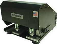 staplex S-620NHL Double Head Electric Stapler
