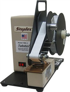 Staplex TBS-1.5 Tabster Electric Tabber for sale