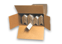 Carton Edge Protectors for shipping
