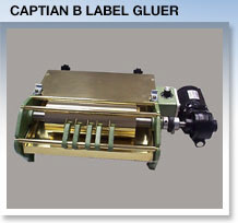 Gluefast captain B label gluer for sale