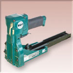 ISM Pneumatic Stick Carton Stapler from Star Packaging Supplies