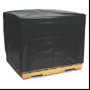 Black Pallet Covers - Star Packaging Supplies Co.