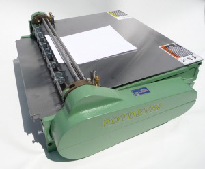 Used potdevin gluer for sale