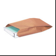 Gusseted Nylon Reinforced Mailers - Star Packaging Supplies Co.