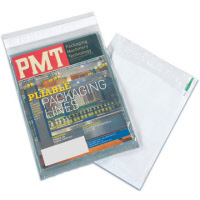 Clear View Poly Envelopes - Star Packaging Supplies Co.
